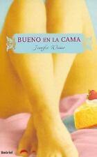 Bueno en la cama (Spanish Edition)