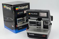 Polaroid Sun 600 LMS Instant Film Camera w/ Box NOS Vintage