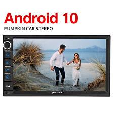 Pumpkin HD Android 10.0 Autoradio Doppio 2 DIN Stereo GPS Radio Wifi DAB+ USB SD