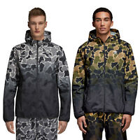 adidas Originals Camouflage Camo Windbreaker Herren-Übergangsjacke Windjacke