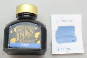 Diamine 80ml Fountain Pen Bottled Ink Indigo