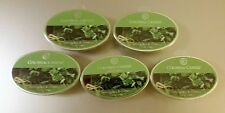Colonial Candle ** LEMONGRASS & CILANTRO ** Simmer Snaps/Tarts 2.4oz - LOT OF 5