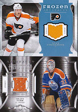 15-16 Frozen Artifacts Sean Couturier Jersey Flyers 2015