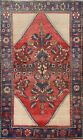Antique Hand-knotted Malayer Traditional Area Rug Wool Oriental Foyer Carpet 4x7