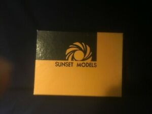 HO Sunset Models BRASS 2-8-2 Light Mikado