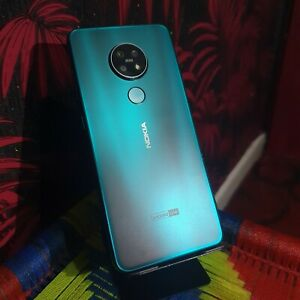 "Nokia 7.2 - Cyan Green - Dual Sim - 6.3"" - 48MP Camera - 64GB Unlocked"