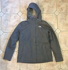 The North Face Coat Jacket. Inlux. HyVent. Large Approx Size 12 / 14. Grey.