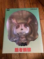 """Kidrobot Gashadokuru 8"""" Dunny Brand New In Hand"""
