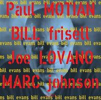 PAUL MOTIAN - BILL EVANS  VINYL LP NEU MOTIAN,PAUL