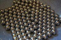 100 x 8 mm ball bearings Pocket Shot ammo, catapult ammo slingshot