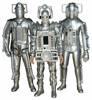 Doctor Who - Cyberman Age of Steel Action Figure Set 3-Pack BBC (ElectronicTag)