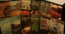 GOURMET MAGAZINE--1969--COMPLETE YEAR--12 ISSUES