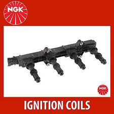 NGK Ignition Coil - U6027 (NGK48151) Ignition Coil Rail - Single