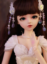 Gift for Girls 60cm BJD Doll With Full Set Clothes Changeable Eyes Wigs Shoes