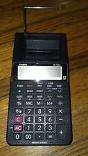 Casio Hr-10Rc Portable Printing Calculator tested working order