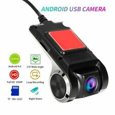 1080P HD Автомобильный видеорегистратор скрытая камера видео регистратор 170 ° видео рекордер камеры Адас Android