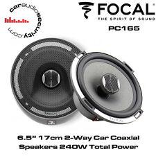 "Focal PC165 6.5"" 17cm 2-Way Coaxial Performance altavoces del coche 240W Potencia Total"