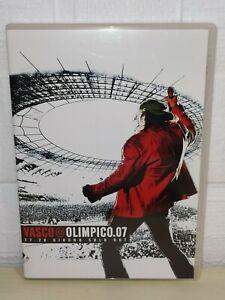 VASCO ROSSI - OLIMPICO 07 - 2 DVD