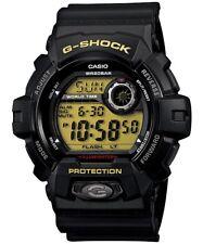 Casio G-Shock Digital Mens Black Shock Resistant Watch G-8900-1 G-8900-1DR