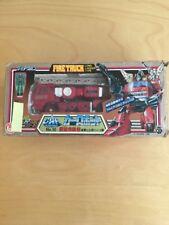 Transformers Diaclone Firetruck Inferno G1 Vintage No. 10 Takara