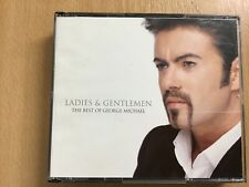 Ladies and Gentlemen. George Michael. CD