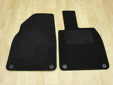 Porsche Cayman (2013-on) Fully Tailored Car Mats in Black