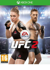 EA UFC 2 XBOX ONE BRAND NEW FAST DELIVERY!