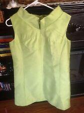 VINTAGE JANE ANDRE CALIFORNIA GREEN  DRESS SIZE: