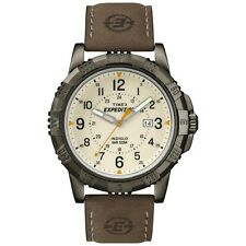 Timex Originals T49990 Mens Brown Expedition Rugged Field Watch RRP £59.99