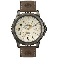 Timex Originales T49990 Hombre Marrón Expedición Resistente Field Reloj