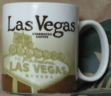 Starbucks City Icon Mug LAS VEGAS, 16 oz neu mit SKU-Sticker, !! Rare - HTF!!
