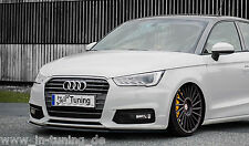 Sonderaktion Spoilerschwert Frontspoilerlippe Cuplippe ABS Audi A1 Facelift ABE