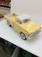 Nylint 58 Ford Pick Up Custom Restoration Nice Yellow