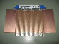 Cushman Service Monitor Extender Board For Model Ce 4 Riser Kit Form