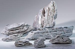 Seiryu Stone Aquascaping Aquarium Rocks FREE SHIPPING 5 pounds BLUE STONE COLOR