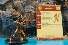 Dungeons & Dragons Night Below Brass Golem #2 With Card. (J)