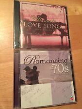 TIME LIFE Ultimate Love Songs Collection Falling In Love Again NEW CD +BONUS SET