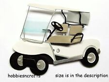 EK succès JOLEE'S BY YOU 3-D EMBELLISSEMENT - de sport GOLF Buggy - voiturette
