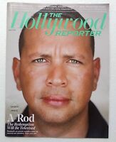 A- Rod The Redemption Will Be Televised - The Hollywood Reporter  August  2017