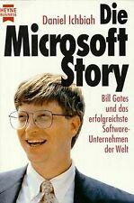 Die Microsoft Story von Ichbiah, Daniel   Buch   Zustand gut