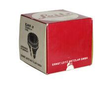 Empty Box Only Box Leitz for Lens Elmar-M 2.5/65mm 11162