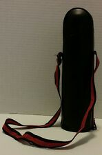 Coffee Tote Travel Thermos in Bag w strap - CNL logo