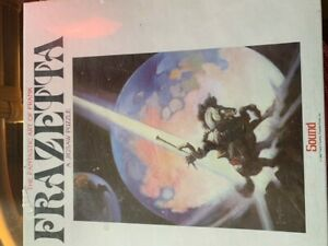 Frank Frazetta puzzle Sound, brand new still wrapped in plastic, never opened.