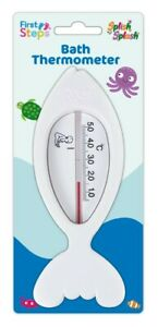 BABY BATH THERMOMETER WATERPROOF CELSIUS CHILDREN KIDS SAFETY BATH TUB FUN TIME!