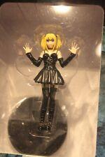 UK SELLER Authentic Death Note Misa Amane Anime Figure DVD bonus figure
