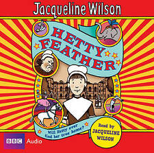 Hetty Feather by Jacqueline Wilson (CD-Audio, 2009)