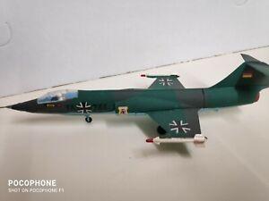 Starfighter Bundeswehr 1:72 gebautes Modell