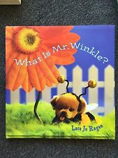 What is Mr. Winkle? by Lara Jo Regan Photo Book of Cutest Dog Ever Free Shipping