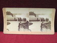 Prospect Point Niagara Falls Stereoview Card VGC