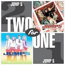 Two For One: Accelerate/Dreaming In Color by Jump5 (CD, Jul-2008, 2 Discs) NEW